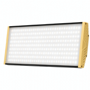 IKAN OYB240 ONYX 30W BI-COLOR 3200K-5600K ALUMINUM ON-CAMERA LED LIGHT